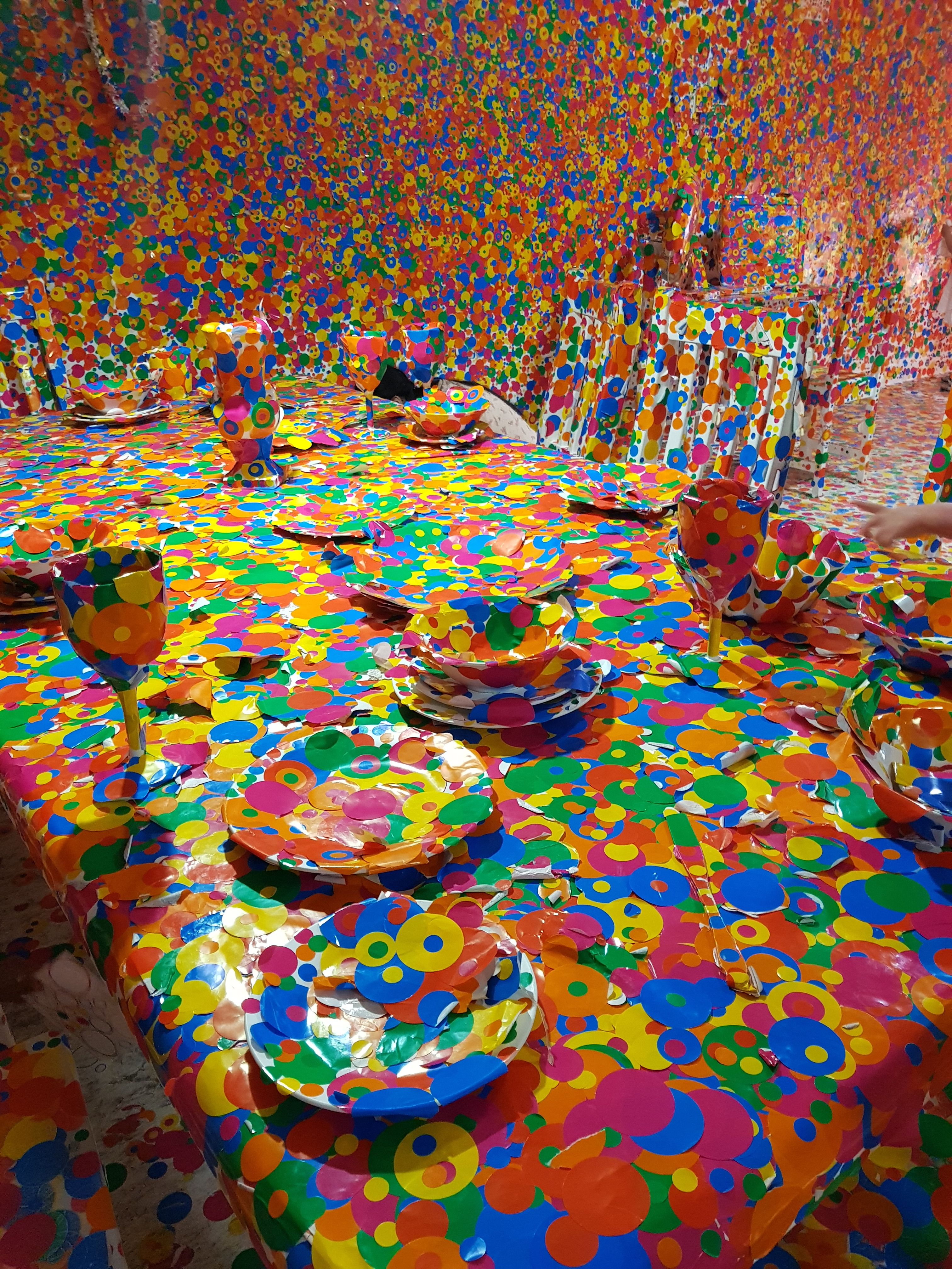 The obliteration room auckland love life daley
