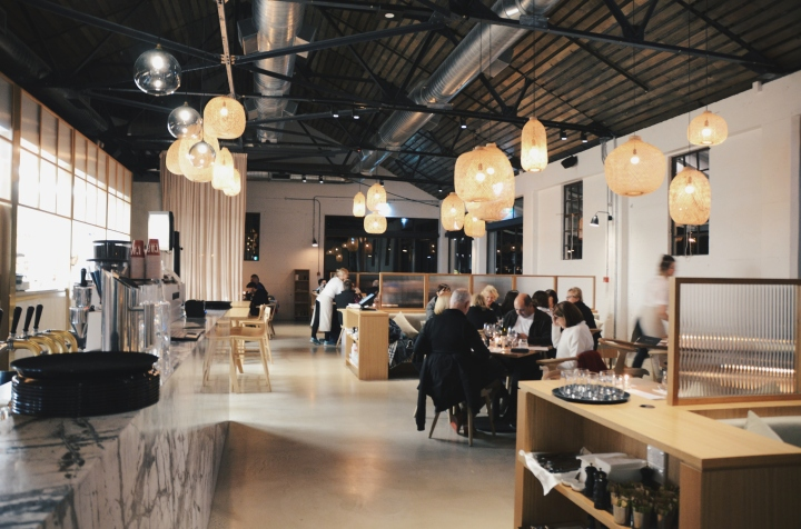 Fabric Cafe Bistro, HobsonvillePoint