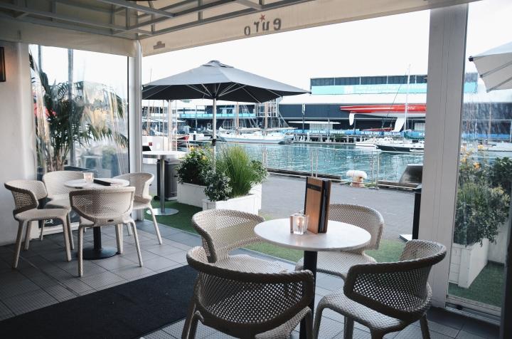 Euro Bar and Restaurant, PrincesWharf
